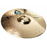 paiste 20&quot; alpha brilliant metal ride cymbal