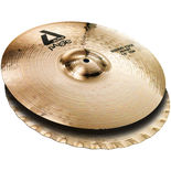paiste 14&quot; alpha brilliant sound edge hi-hat
