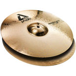 paiste 14&quot; alpha brilliant medium hi-hats