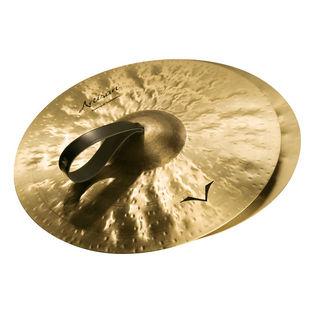 "sabian 16"" artisan traditional symphonic medium heavy cymbals"