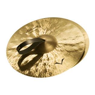 """sabian 16"""" artisan traditional symphonic medium light cymbals"""