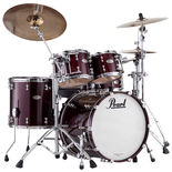 "pearl reference pure 4-piece standard shell pack with 22"" bass"