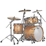 "pearl reference 4-piece hybrid shell pack with 22"" bass"