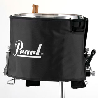 pearl marching snare drum cover