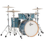 gretsch catalina maple 5 piece groove shell pack drum set