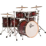 Gretsch Catalina Maple 6-Piece Shell Pack Drum Set with Free Tom Alternate Picture