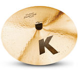 "zildjian 17"" k custom dark crash"
