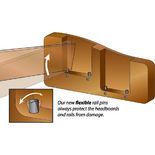 marimba one flexible rail pin upgrade kit