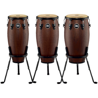 meinl headliner series congas - vintage wine barrel