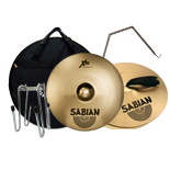 sabian xs20 educator band cymbal pack