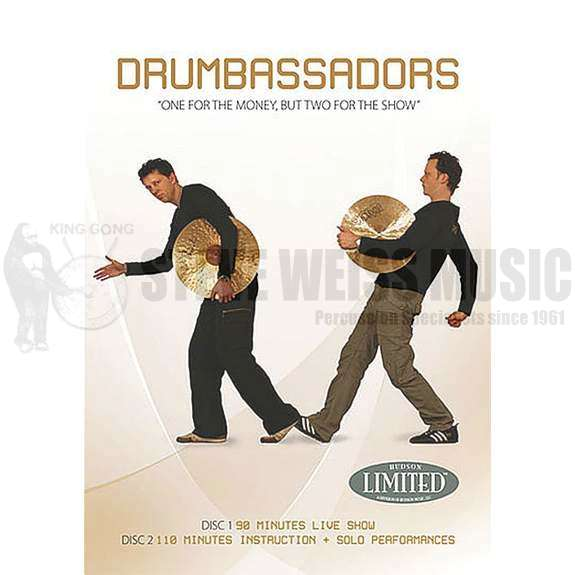 Drumbassadors one for the money but two for the show - One for the money two for the show ...