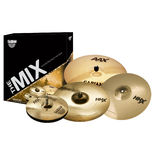 sabian arena mix cymbal set