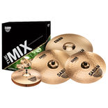 sabian basement mix cymbal set