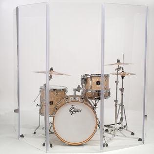 gibraltar drum shield 5 panels drum set adaptors accessories drum set hardware steve. Black Bedroom Furniture Sets. Home Design Ideas