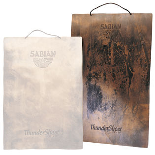 sabian thunder sheet - 20′ × 30′