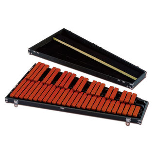 wang percussion rosewood portable xylophone