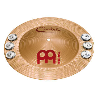 "meinl 14"" candela jingle bell"