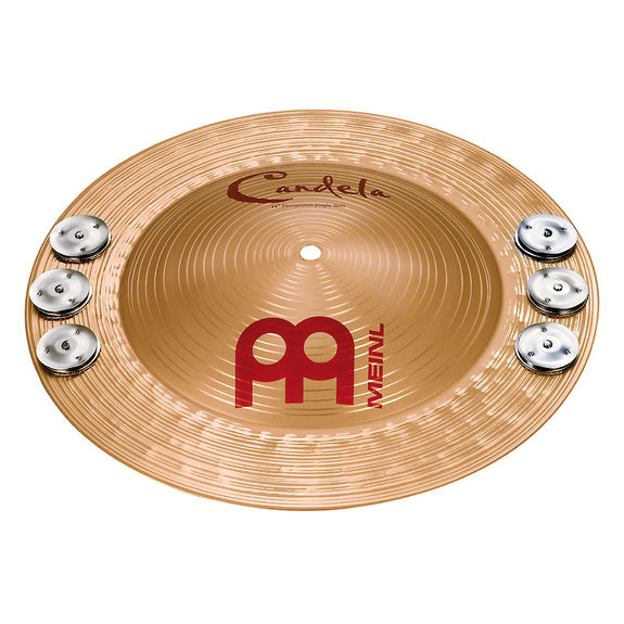 meinl 14 candela jingle bell special effects cymbals cymbals gongs steve weiss music. Black Bedroom Furniture Sets. Home Design Ideas