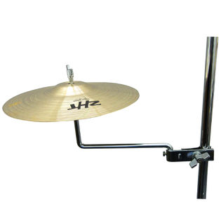 "zildjian 10"" zht china splash cymbal with splash holder"