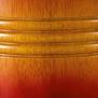 meinl free ride series bongos - aztec red fade