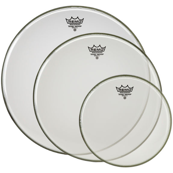 remo vintage emperor clear drum head snare drum heads tom heads drum set drum heads steve. Black Bedroom Furniture Sets. Home Design Ideas