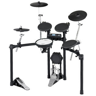 roland v-compact series electronic drum set
