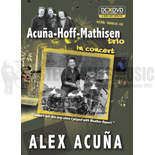 acuna-acuna-hoff-mathisen trio in concert (dvd)