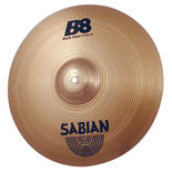 sabian 14&quot; b8 rock hi-hat cymbals