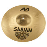 "sabian 16"" aa metal crash cymbal"