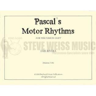 rivera-pascal's motor rhythms (sp)-p