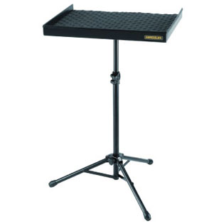 hercules percussion trap table stand