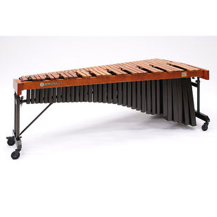 dynasty 5.0 octave signature rosewood marimba