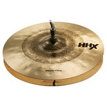 sabian 14&quot; brilliant hhx click hi-hat cymbals