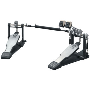 yamaha dfp9500c double bass drum pedal - double chain