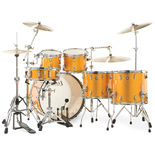 ludwig classic maple &amp;ldquo;2 up 2 down&amp;rdquo; shell pack