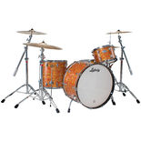 ludwig legacy classic bun e carlos signature shell pack