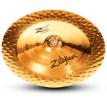 "zildjian 19"" z3 ultra hammered china cymbal"
