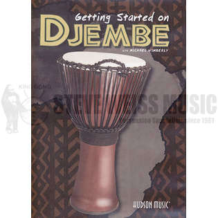 wimberly-getting started on djembe (dvd)
