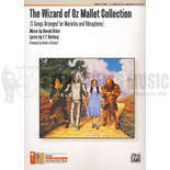 arlen-wizard of oz mallet collection arr. astrand (sp)-v/ m