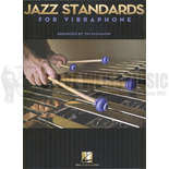 mcmahon (arr.)-jazz standards for vibraphone