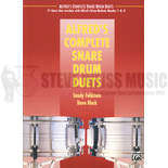 feldstein/black-alfred&#039;s complete snare drum duets