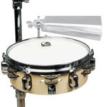 toca jingle snare with gilbralter mount