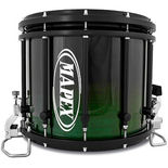 mapex custom marching snare drum