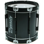 dynasty custom marching bass drum