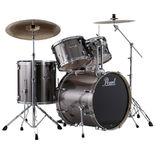 pearl exx export standard drum set with 22′ bass