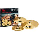 meinl hcs complete cymbal pack