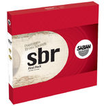sabian sbr first pack cymbal pack