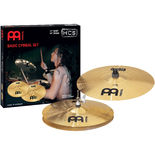 meinl hcs basic cymbal pack