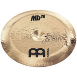 "meinl 18"" mb20 rock china cymbal"