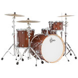gretsch catalina maple 4 piece rock shell pack drum set